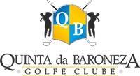 Logo of the Quinta da Baroneza golf club in Braganza.
