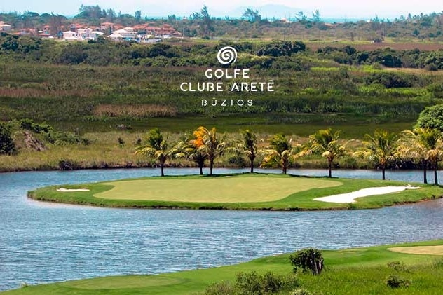 Golf Club Arete Buzios with his island green