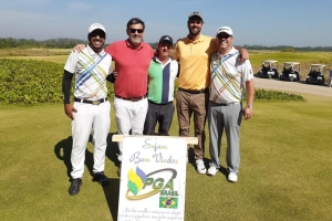 partnership agreement between PGA-Brazil with Olympic Golf Course in Rio de Janeiro
