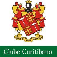 Logo of the Curitibano golf club in Parana.