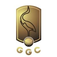 Logo of the Guaruja golf club.