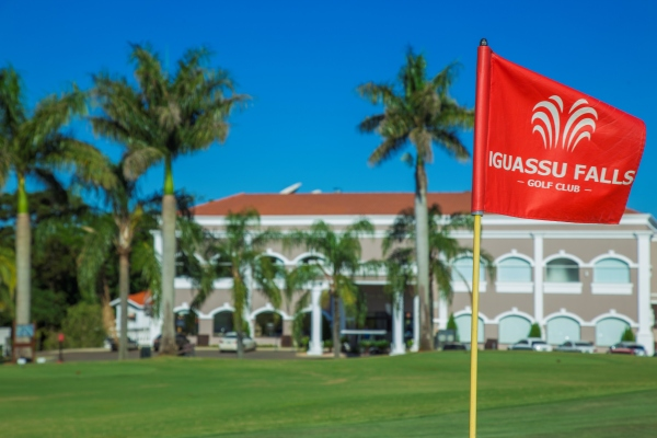 The Golf Club Wish Resort in Falls do Iguassu in the state Parana.