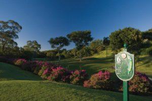 Park course of the Terras do Sao Jose golf club.
