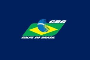 Sport manifest CBG: Logo of the Confederation Golf Brazil.